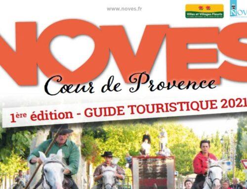 Guide touristique – Noves Cœur de Provence